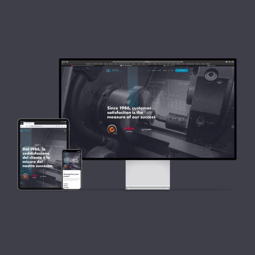Di Giacopo web design