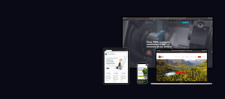 web design Bellinzona
